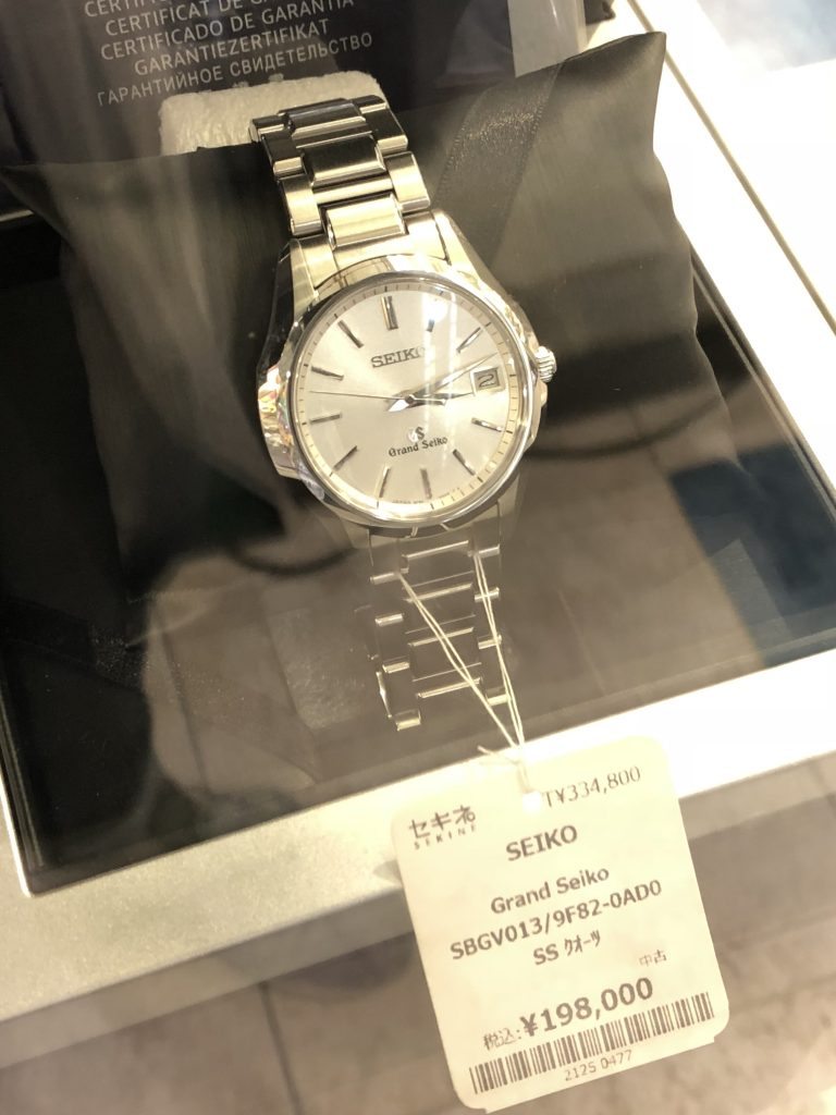 Used Watch Shopping in Tokyo: Part 4 (Shinjuku) – Dead Seconds